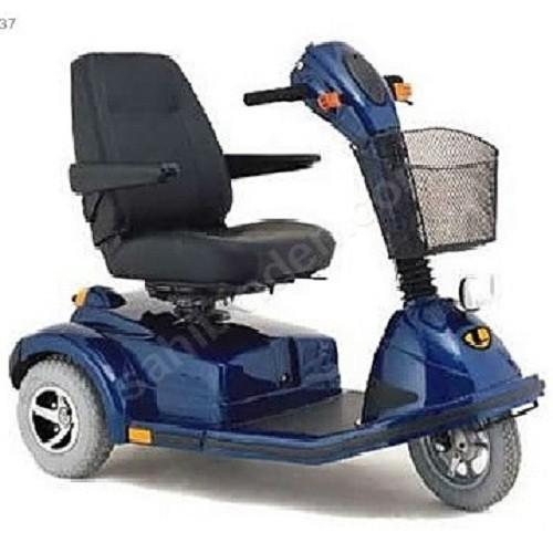 luna elektrikli scooter