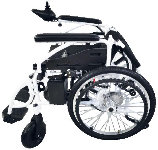 Poylin P200-E Katlanabilir Akülü Sandalye Fiyatları