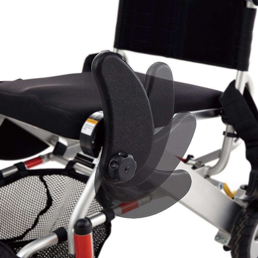 Poylin P207 Ultra Hafif Katlanabilir Akülü Tekerlekli Sandalye Fiyatları