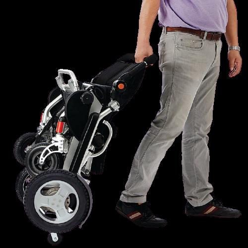 Poylin P209 XL Katlanir Hafif Akülü Tekerlekli Sandalye Fiyatları